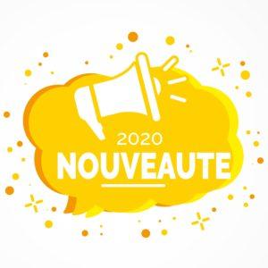 Nouveauté 2020