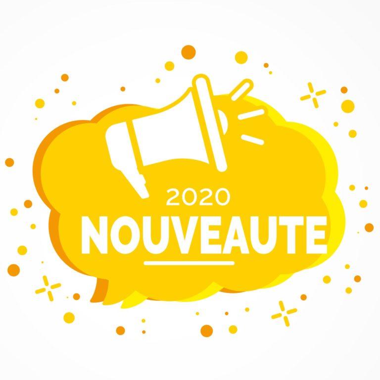 Read more about the article Nouveauté 2020