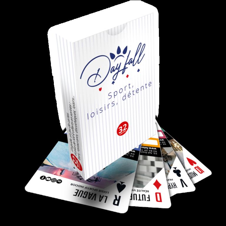 Jeu de cartes Dayfall