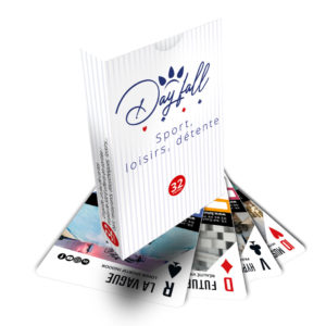 Jeu de cartes Dayfall Angers