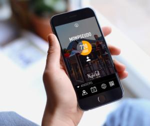 L'application de notre partenaire Nightfall : flashez les QR codes Dayfall ici et gagnez vos points pour un max de cadeaux !