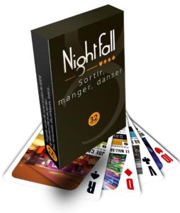 Nightfall : un label de jeu de cartes avec des offres inédites.