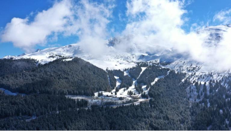 Read more about the article Les 7 Laux : l'appel de la montagne